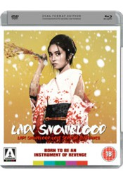 Lady Snowblood 1 + 2 [Blu-ray + DVD]