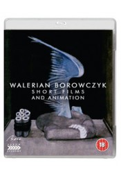 Short Films And Animation (Blu-ray + DVD)