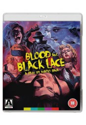 Blood and Black Lace [Blu-ray + DVD]