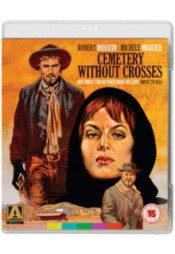 Cemetery Without Crosses ( DVD + Blu-ray )