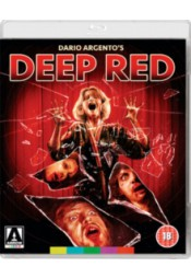 Deep Red Blu Ray