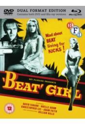 Beat Girl (DVD + Blu-ray)