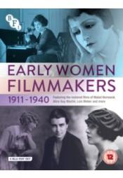 8. Early Women Filmmakers 1911-1940