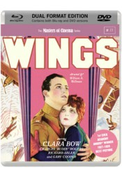Wings ( Dual Format Blu-Ray + DVD )