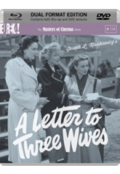 9. A Letter to Three Wives (DVD & Blu-ray)