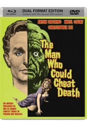 The Man Who Could Cheat Death (Blu-ray & DVD)