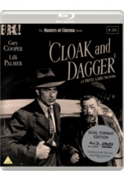 Cloak And Dagger (Blu-Ray + DVD)
