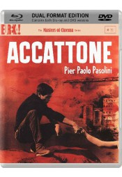 Accattone/ Comizi d'amore (Blu-Ray+DVD)
