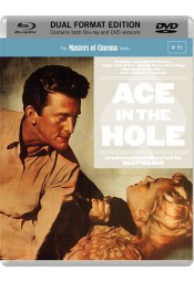 Ace In The Hole (Masters of Cinema) (DVD + Blu-Ray)